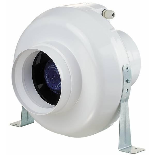 Extractor Centrífugo Vkr Número máximo de potencia 10Cm - 205M3 Ora + Cable