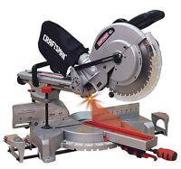 Craftsman 12 Single Bevel Sliding Compound Miter Saw Laser Guided 15 Amp 0-50°