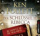 Der Schlüssel zu Rebecca von Ken Follett (2015)