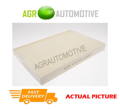 DIESEL CABIN FILTER 46120019 FOR SEAT EXEO ST 2.0 143 BHP 2009