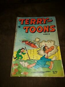 Terry-Toons-7-1953-Mighty-Mouse-Heckle-amp-Jeckle-G