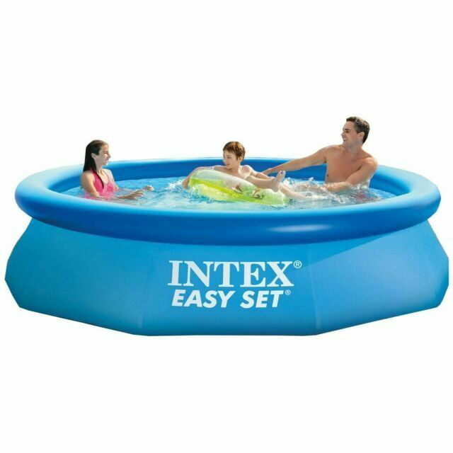 Intex 28120eh 10ft X 30in Easy Set Pool For Sale Online Ebay