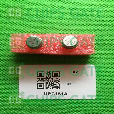 2PCS NEW UPC151A NEC D//C:91 CAN8