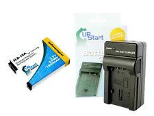 Samsung SLB-10A Battery+Charger SAC-47 WB550 500 TL9 SL820 720 620 PL70 M110 L21