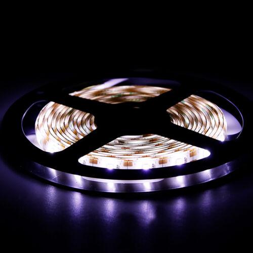1M 2M 3M 5M 5V USB LED Strip Light 2835 IPX4 Warmweiss Kaltweiss Leiste Band