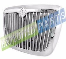 Chrome Front Grille With Bug Screen for International Prostar 2008-2016