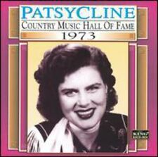 Patsy Cline - Country Music Hall of Fame 1973 [New CD]