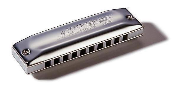Hohner M581016 Meisterklasse MS 20 C   DO - Armonica