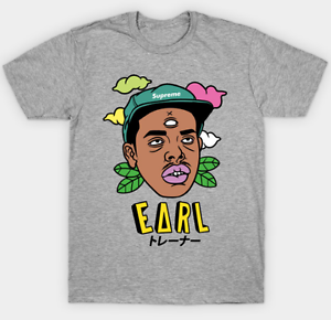 a48bc147fd2c Image is loading Earl-Sweatshirt-Odd-Future-Wolf-Gang-T-Shirt-