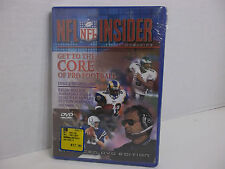 NFL Insider  GET TO THE CORE OF PRO FOOTBALL!  NEW DVD! PEYTON MANNING & MORE!
