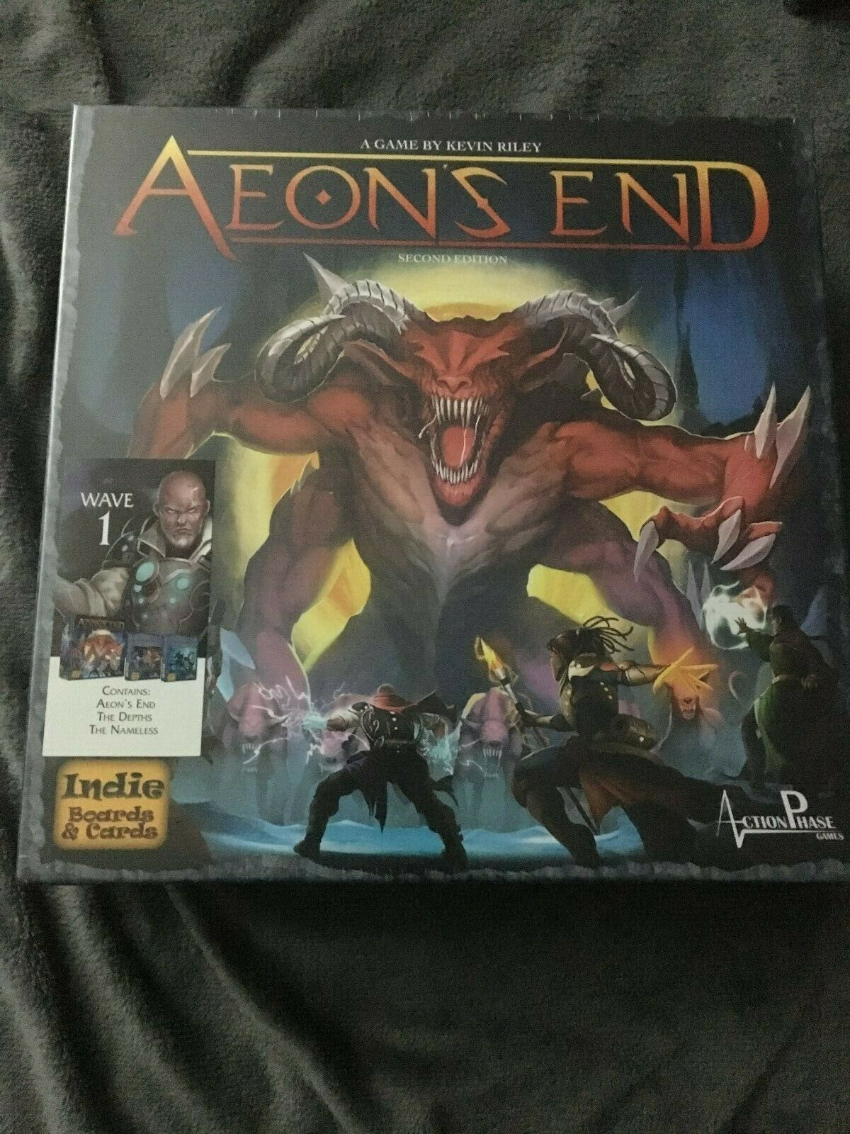Aeon's End 2nd Ed Collection - with War Eternal,  Legacy, nuovo Age  promozioni di sconto