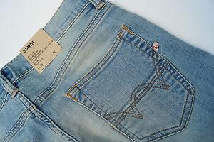 Edwin-jeans-uomo-Pantaloni-Slim-Fit-Stretch-32-32-w32-l32-Stonewash-blu-chiaro-neup-12