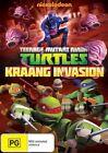 Teenage Mutant Ninja Turtles - Kraang Invasion (DVD, 2013)
