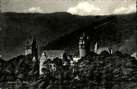 Altena in Westfalen alte Ansichtskarte 1959 gelaufen Blick auf die Burg Altena