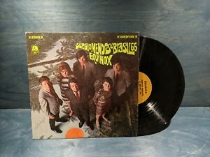 SERGIO MENDES & BRASIL '66 - EQUINOX- A&M SP4122 - LP Record VG+