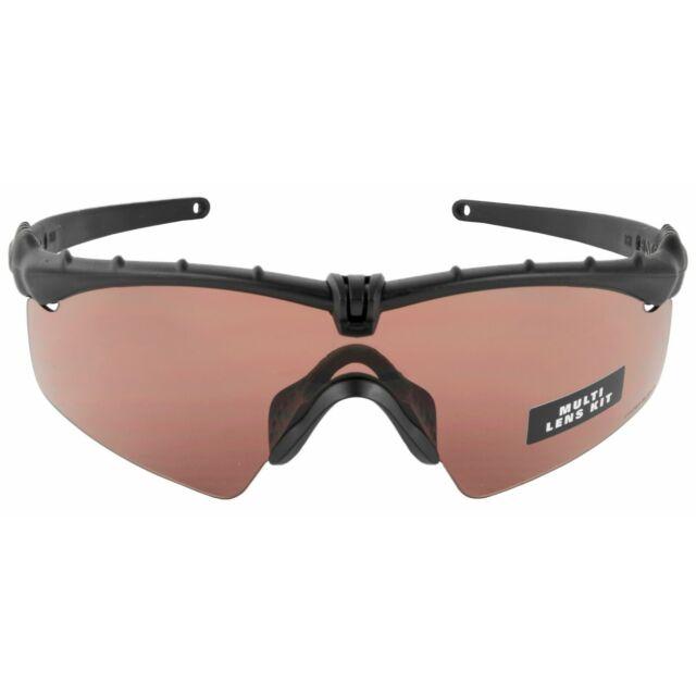 22b240737e26 Oakley Mens SI Ballistic M Frame 3.0 Sunglasses Matte Black With Prizm Lens