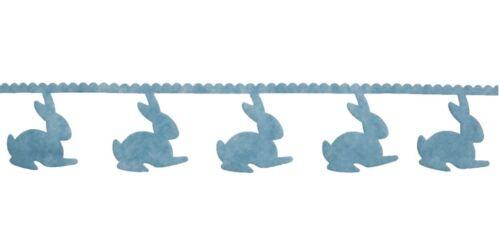 2m x 45mm Bunny Felt Garland