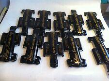 10 Stück Schuco Examico 4001 Bodenplatte für Blechspielzeug Auto / noch Neu