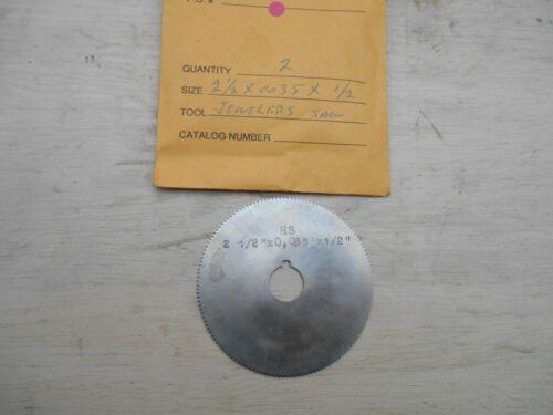 """Jeweler/'s saw 2 1//2 x 0035 x 1//2/"""""""