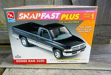 AMT 125 Dodge RAM 2500 V10 Model Kit 31906  Inside Snapfast  eBay