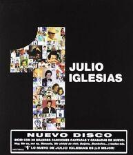 JULIO IGLESIAS - DEFINITIVE COLLECTION, VOL. 1 NEW CD