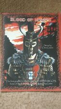 Blood of Heroes supplement NEW! Cursed Empire roleplaying game Hades Press