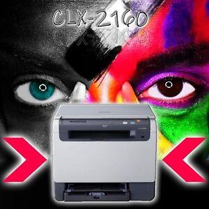 SAMSUNG-MFP-Farblaserdrucker-CLX-2160-OHNE-Toner