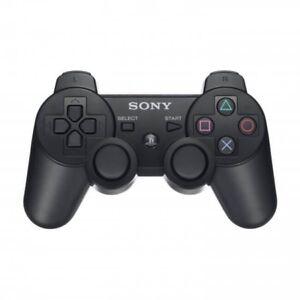 Sony PS3 Dualshock 3 Wireless Controller Black (Bulk) for System
