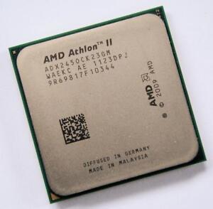 AMD-Athlon-II-ADX245OCK23GM-Dual-Core-2-9GHz-Socket-AM2-AM3-CPU-Prozessor