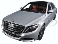 MERCEDES MAYBACH S CLASS S600 SILVER 1/18 MODEL CAR BY AUTOART 76292