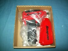 New Snap On 38 Drive Super Duty Magnesium Air Impact Wrench Mg325 Open Box