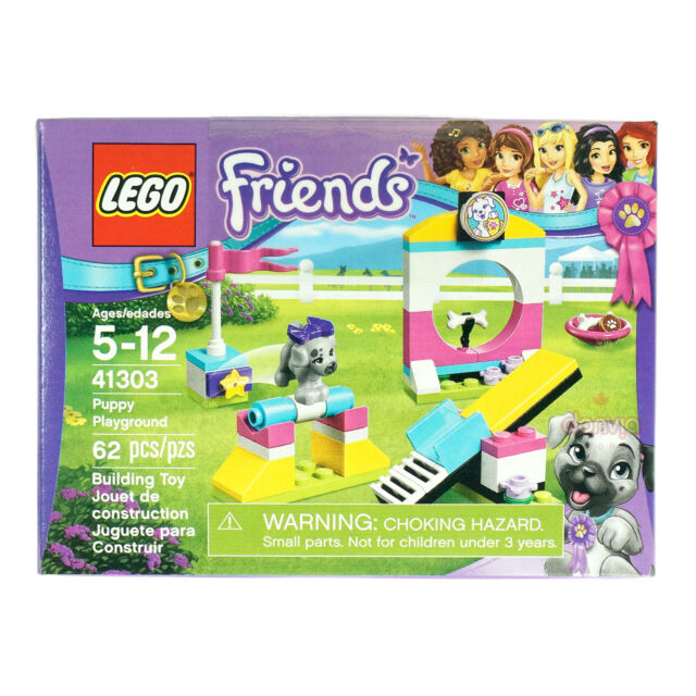 Lego Friends 41303 - Puppy Playground