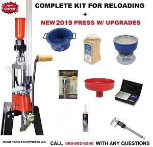 Details about Lee Pro 1000 Progressive Press 300 AAC BLACKOUT - COMPLETE  KIT FOR RELOADING