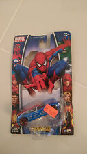 SPIDER-MAN MARVEL HEROES MGA 1:64 SCALE DIE-CAST S690 SPIDER-CAR! NEW ON CARD!