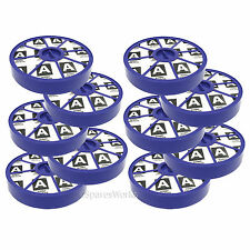 Post Motor Allergy HEPA Dust Filter Kits Blue for Dyson DC19 DC20 DC29 x 10