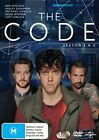 The Code : Season 1-2 (DVD, 2016, 4-Disc Set)