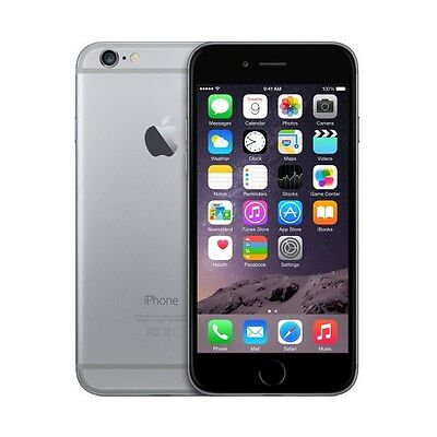 "Apple iPhone 6 16GB ""Factory Unlocked"" 4G LTE 8MP Camera Smartphone"