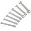 Indexbild 3 - Modellbau Maulschlüsselset Maulschlüssel sehr klein mini Rc Werkzeug Set 7teilig