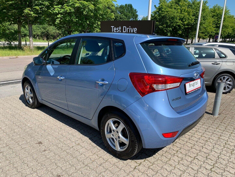 Hyundai ix20 2011