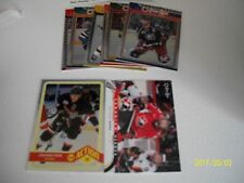LOT OF 2 SPECIAL CARDS FROM OPC 2009-10: ACTION: TOEWS, CANADIAN HEROES: APPS