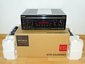 Sony-str-da3600es-high-end-7-1-A-V-ricevitore-Nero-ovp-amp-neu-2j-GARANZIA