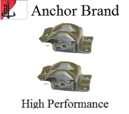 2 PCS Motor Mount Kit for Cadillac Escalade 5.7L Engine 1999-2000 4X4 RWD