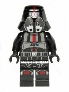Authentic LEGO Star Wars Minifigure Sith Trooper # 75025