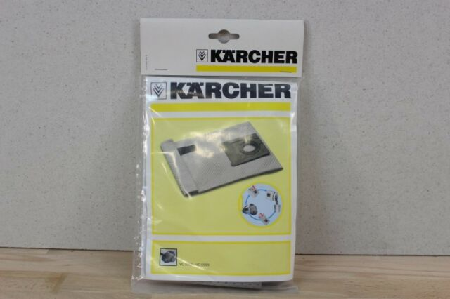 639 Samsung FC RC VC 5-lagen 10 Staubsaugerbeutel für Kärcher TSC 500 505