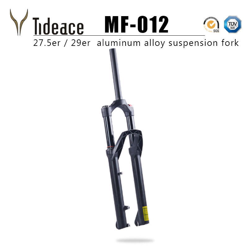 130mm Travel Suspension Alloy Full Suspension  Mountain Bike Front Forks 27.5 29  with 60% off discount