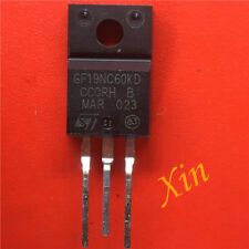 To-220 STMicroelectronics stgp6nc60hd semi-conductores IGBT