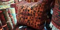 Handmade Afghan Wool Pillow Cover, Persian Design Free Shipping City of Toronto Toronto (GTA) Preview
