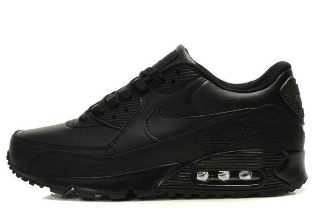 Nike Air Max 90 Leather Obsidian Youths