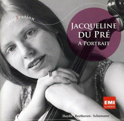 Jacqueline du Pr - Portrait [New CD]