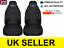 FORD FIESTA PREMIUM CAR SEAT COVERS PROTECTORS 100/% WATERPROOF BLACK